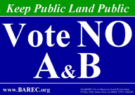 Vote NO on Measures A and B